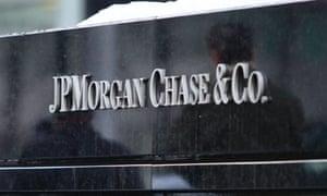 JP Morgan Chase building, New York
