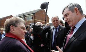gillian duffy Gordon Brown