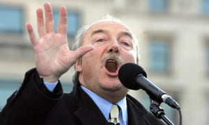 George Galloway is standing for Holyrood as a candidate for a regional list seat in Glasgow