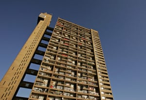 10 best: tall buildings: Report Reveals Living Standards Of UK Council Estates