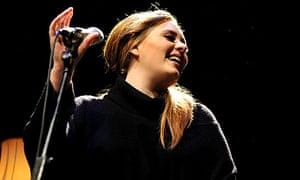 Adele in concert at The Tabernacle, London, Britain - 24 Jan 2011
