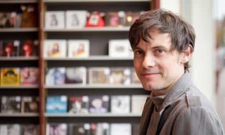 Robin Bennet of Truck record store