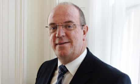 David Nicholson, chief executive of the NHS