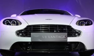 Aston Martin Steps Into Crowded Indian Luxury Car Market Business