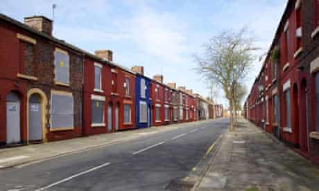 Self-help housing lets communities take responsibility for empty homes