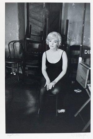 John G. Morris auction: Marilyn, 1960