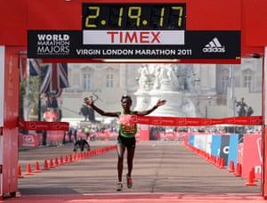 marathon: London Marathon