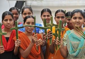 Palm sunday celebrations: Palm sunday celebrations