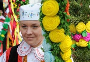 Palm sunday celebrations : Palm Sunday celebrations