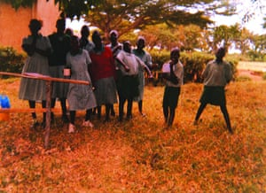 Exhibition at LSE: Picturing Life as a Young Carer in Africa