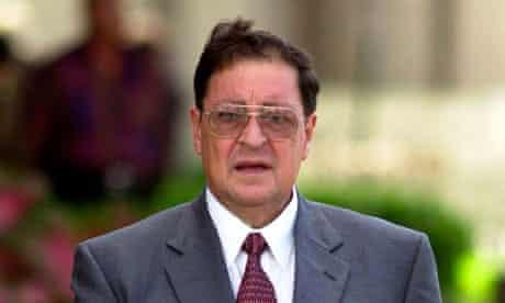 Eugenio Vides Casanova