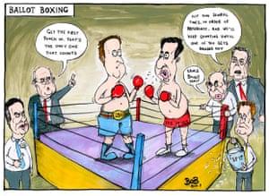 19.04.11: Bob Moran on the alternative vote referendum