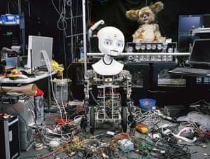 Human+ Exhibition: HUMAN VERSION 2.0 YVES GELLIE