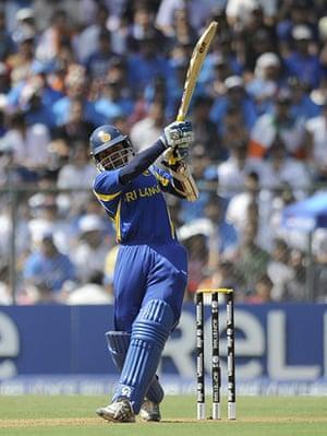crickworldcup: Sri Lankan batsman Tillakaratne Dilshan