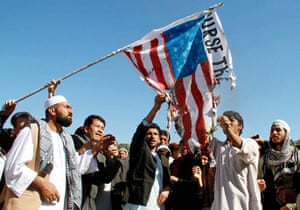 Afghanistan protests: Protest against controversial US Pastor Terry Jones