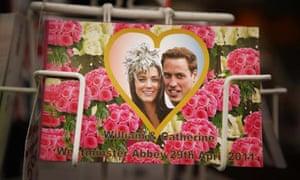 Memorabilia On Sale Ahead Of The Royal Wedding In April