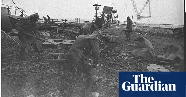 Chernobyl Nuclear Disaster In Pictures Environment The Guardian