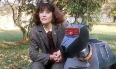Elisabeth Sladen as Sarah Jane Smith in Doctor Who