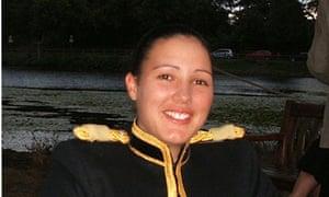 Captain Lisa Head killed Afghanistan