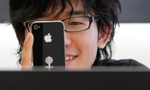Apple's iPhone rockets quarterly earnings by 95% to $6bn