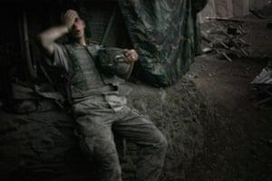 Life in Pictures: Award winning photo journalist Tim Hetherington dies in Libya