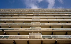 social housing tower Newington