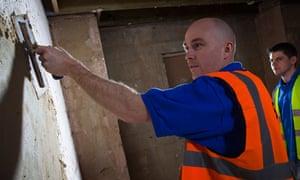 Graham Snowdon DIY skills course