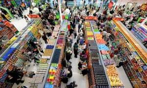 retailers efficiency