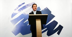 Tory green policy: Cameron speaks on school discipline