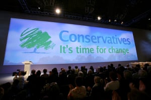 Tory green policy: Conservative Party Conference 2007