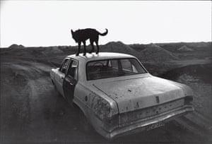 Wim Wenders: Dusk in Coober Pedy, 1978