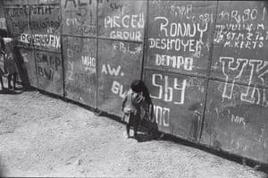 Wim Wenders: Circus in Denpasar, 1977
