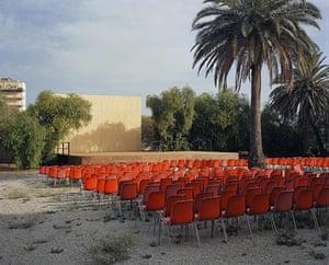 Wim Wenders: Open Air Screen, Palermo, 2007