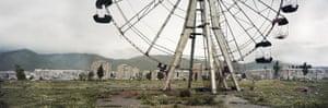 Wim Wenders: Ferris Wheel (Reverse Angle), Armenia, 2008