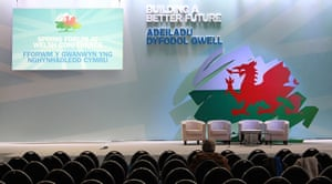 Tory green policy: Welsh Conservative Conference
