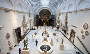The V&A's medieval & renaissance galleries