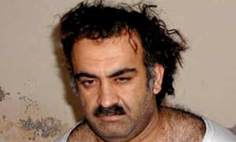 Khalid Sheikh Mohammed, who allegedly confessed to masterminding the 9/11 attacks