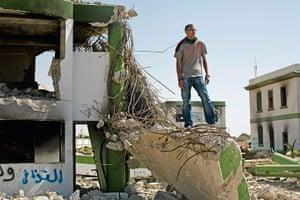 Guy Martin Libya: Engineering graduate Abdullah Fasi