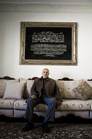Guy Martin Libya: former soldier and political prisoner Mohammed Darrat