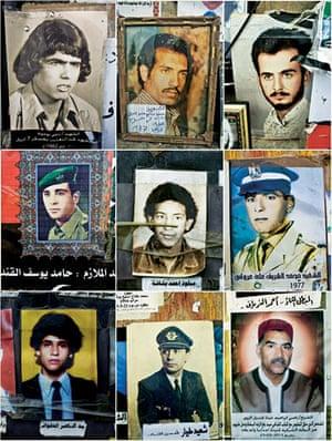 Guy Martin Libya: Victims of Gaddafi's brutal regime