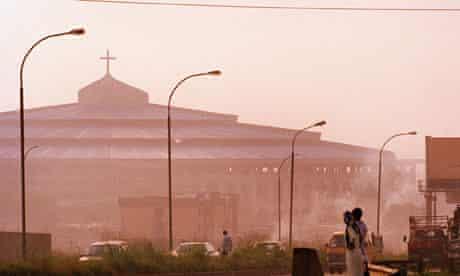 Christian church in Lagos
