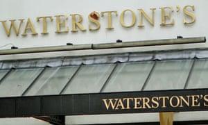 Waterstones book shop, Islington Green.