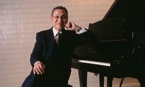 Portrait of Sony Executive Norio Ohga
