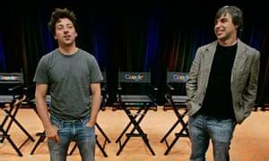 Larry Page, Sergey Brin