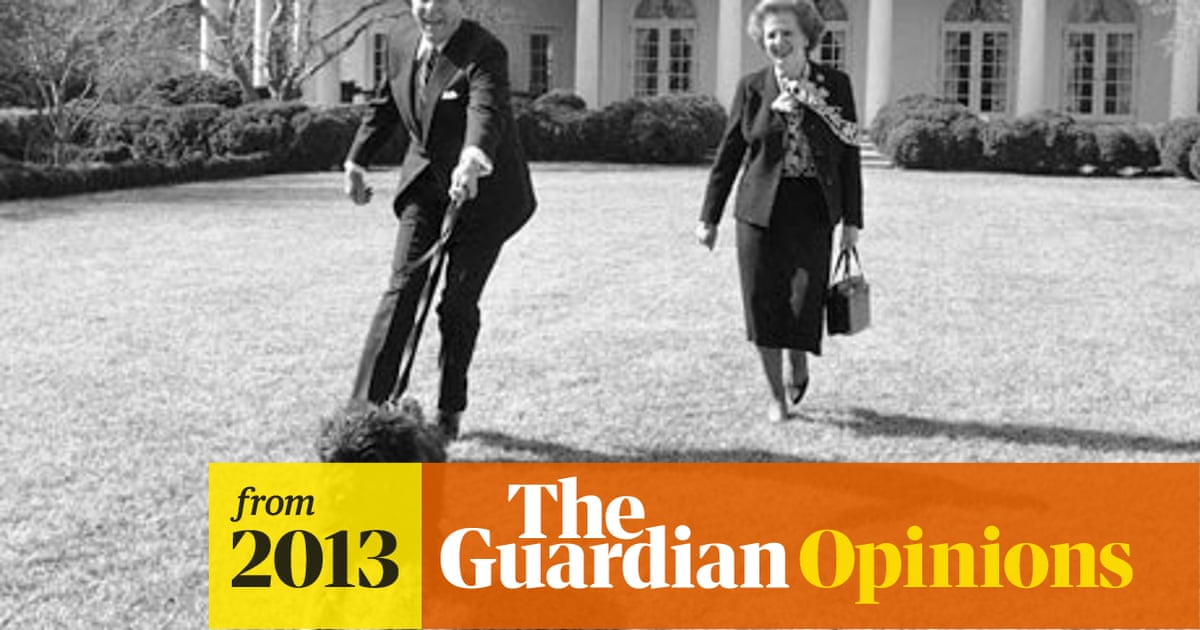 The Reagan Thatcher Affinity A Warmth That Won The Cold War Richard V Allen Opinion The Guardian