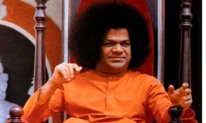 Sai Baba obituary   World news   The Guardian