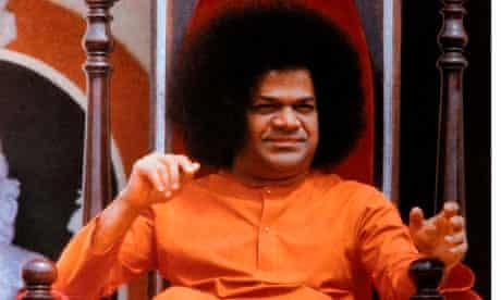 Sai Baba Hindu Godman