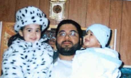 Shaker Aamer, UK resident held in Guantanamo