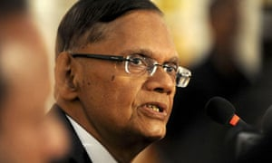 Sri Lanka's foreign minister Gamini Peiris, who asked the UN not to publish the report