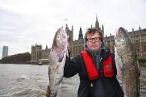 BAFTA TV Awards: Hugh's Big Fish Fight